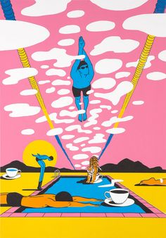 Andrey Kasay, Poster illustration