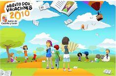 ABIERTO POR VACACIONES (Infantil, Primaria y Secundaria)