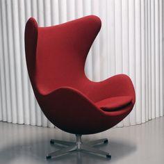 Egg chair, Arne Jacobsen, 1958, Fritz Hansen