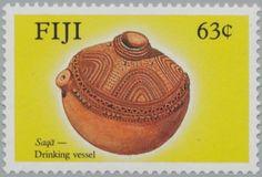 Stamp%3A%20Saqa%20(Fiji)%20(Pottery)%20Mi%3AFJ%20583%2CSn%3AFJ%20588%2CYt%3AFJ%20584%20%23colnect%20%23collection%20%23stamps