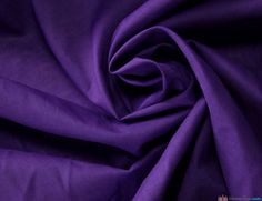Violet Cotton Lawn Fabric - A finely woven, semi-crisp fabric in 100% Cotton. Lawn has a silky, untextured feel. It is generally used for heirloom and summer dresses … WeaverDee.com