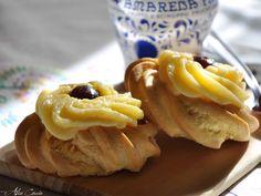 Le zeppole di San Giuseppe. #sweet credits: shabby chic style