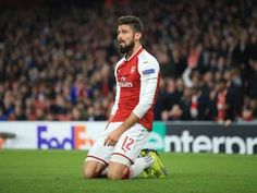 6aa70b14a80 Ian Wright unhappy with reported Arsenal decision to let Olivier Giroud  leave club