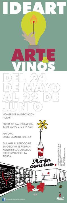 Arte y Vino - Valencia
