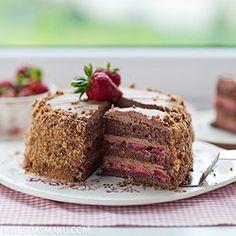 Tort Czekoladowa Dokładka | Kwestia Smaku