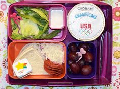 """Make Your Own Pizza """"Lunchables"""""""