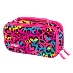 Neon Go Anywhere Pencil Case | Smiggle UK