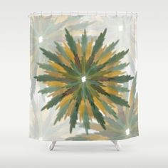 Leafy Wreaths Framed Art Print by weivy Art Prints For Home, Framed Art Prints, Presents For Friends, Frame Wreath, Green Art, Iphone Skins, Pattern Flower, Tapestry, Wreaths