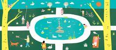 Children's Hospital Prints - Louise Lockhart | Illustration | Design | The Printed Peanut