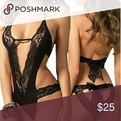 2016 new sexy lingerie hot black lace Splice eroti 2016 new sexy lingerie hot black lace Splice erotic lingerie Teddy sexy costumes temptation lenceria transparent sexy products Intimates & Sleepwear