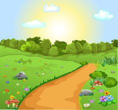 Artsy Background, Background Drawing, Background Clipart, Landscape Background, Cartoon Background, Photo Frame Wallpaper, Wallpaper Backgrounds, Wallpapers, Scenery Pictures