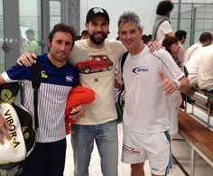 Maxi Grabiel y Miguel Lamperti en WPT A Coruña