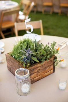 really great idea for an outdoor wedding.    Photography by justinwrightphoto.com, Floral Design by justinwrightphoto.com