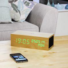 Music Click Clock von Gingko auf WIE EINFACH! - Der Marktplatz mit Tipps, Tricks und cleveren Produkten