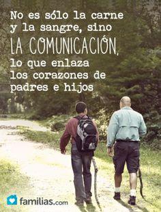 Principios para mejorar la comunicación con tus hijos