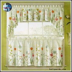 Kitchen shades are window dressings that are introduced on kitchen windows.