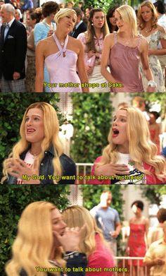 """Ohhhh My God. You wanna talk about mothers."" Hahahaha that scene cracks me up"