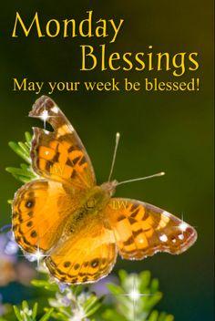 Monday blessings drinkpinkwithdee.com