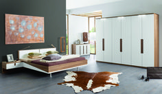 Schlafzimmer Nuvo