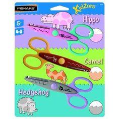 FISKARS Kidzors™ Pack 3 Animaux du zoo - Achat / Vente ciseaux FISKARS Kidzors™ Pack 3 Zoo - Soldes* d'hiver dès le 6 janvier Cdiscount