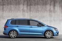All-New VW Touran Is Bigger And More Economical