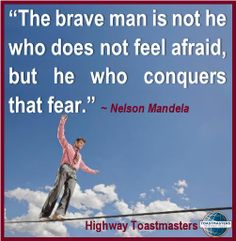 A Nelson Mandela Quote