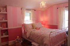 Big girl room ideas