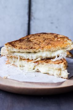 The GIF Guide To Amazing Grilled Cheese