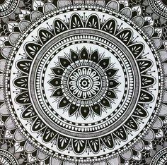 Mandala on We Heart It
