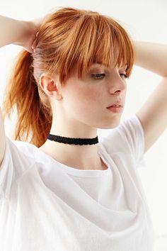 Gargantilla collar Isabelle, $18 | 19 Gargantillas que necesitas en tu vida ahora mismo