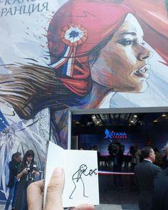 Elyx inaugure le Pavillon de la #France à #Expo2017 #Astana