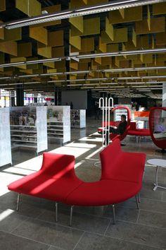 Entresse library, Espoo, Finland
