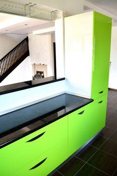 Bunk Beds, Storage, Furniture, Home Decor, Green, Purse Storage, Decoration Home, Loft Beds, Room Decor
