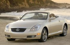 Lexus SC 430....someday...even though they stopped making it...this has been my dream car forever!