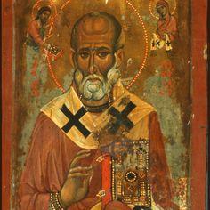 edu sinai files original 7401 Paint Icon, Byzantine Icons, Saint Nicholas, Icon Collection, Orthodox Icons, Sacred Art, Illuminated Manuscript, Saints, Images
