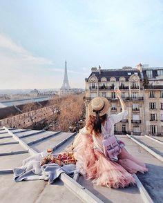 Sweet Parisian brunch