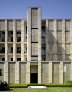 Anam hotel New Delhi India Kerry Hill Architects 2011Guest wing facade