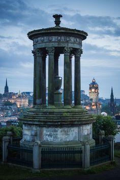 Edinburgh, Scotland by Elisabetta Serra