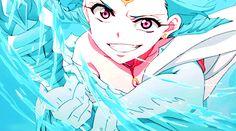 Animated gif about girl in book inspirational by Karen Sandoval Anime Magi, Manga Anime, Magi Sinbad, Magi Kingdom Of Magic, Otaku, Aladdin Magi, Pokemon Gif, Avatar, Anime Pixel Art