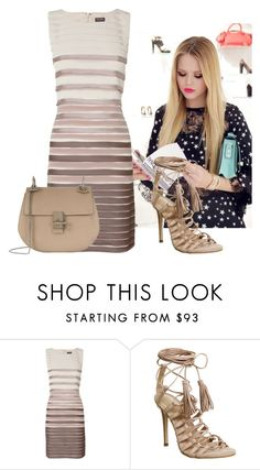 """#268"" by deboramarilla ❤ liked on Polyvore featuring GE, Phase Eight, Office, Chloé, women's clothing, women's fashion, women, female, woman and misses"
