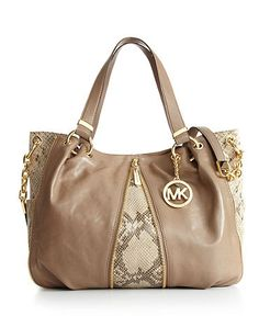 MICHAEL Michael Kors Handbag, Newman Large Shoulder Tote