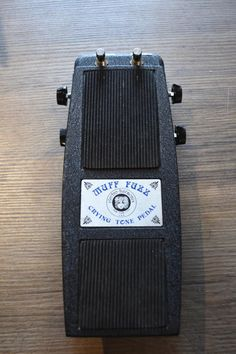 Vintage and Extremely Rare - Electro-Harmonix Big Muff Pi Crying Tone Wah 1978