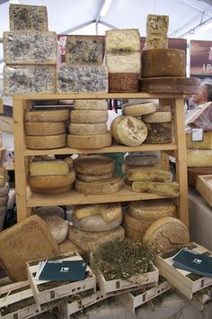 Slow Food International Cheese Festival - world's largest cheese festival!! - next one is in September 2013 in Bra, Piedmont - check http://www.cheese.slowfood.it/