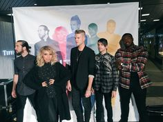 It's been ONE week since our album came out! Obviously we had to reenact the album cover. http://smarturl.it/PTXalbum