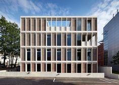 *인터렉션 보이드 스페이스 [ Duggan Morris Architects ] ORTUS, Home of Maudsley Learning