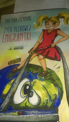 """Poligon domowy: """"Życie pechowej emigrantki"""" Martyna Flemming"""