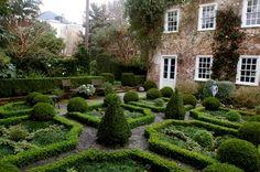 Ben Lenhardt's garden, Charleston, SC