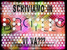 """""""Craft Time: Una card... in braille"""""""