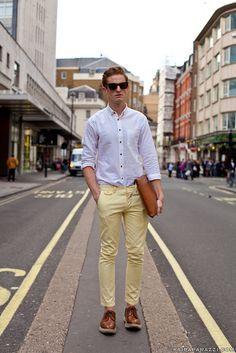 London street fashion by kaipaparazzi, via Flickr