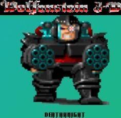 Wolfenstein 3D - Death Knight Cover